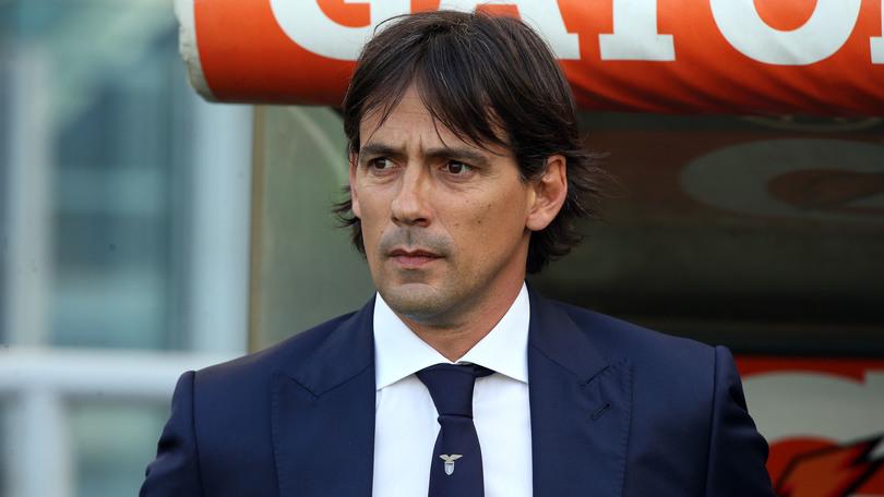 Simone INZAGHI (Allenatore Lazio) (Foto Bartoletti)