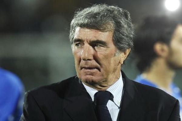 Db Pescara 11/10/2011 - qualificazione Euro 2012 / Italia-Irlanda del Nord / foto Daniele Buffa/Image Sport nella foto: Dino Zoff